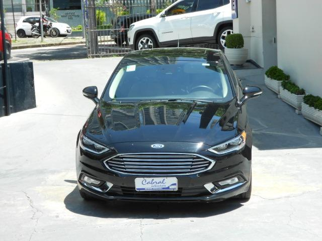 Ford Fusion 2.0 Ecoboost Titanium Awd Automático Turbo - Foto 3