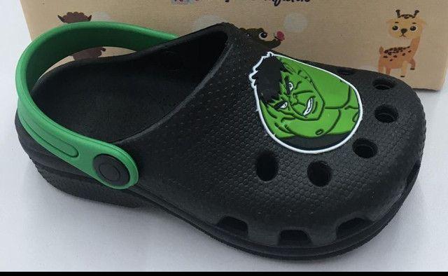 Lindos Crocs / tênis / calçados infantil  - Foto 5