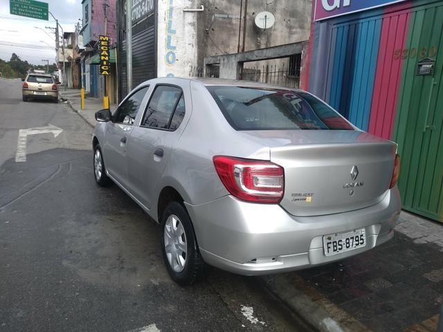 Vendo Renault Logan 1.0 16V - Foto 4