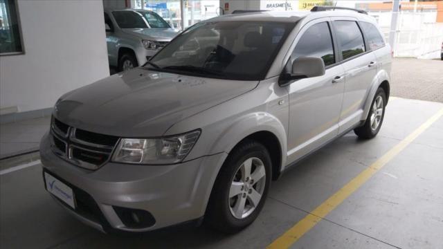 DODGE JOURNEY 3.6 SXT V6 GASOLINA 4P AUTOMÁTICO - Foto 2