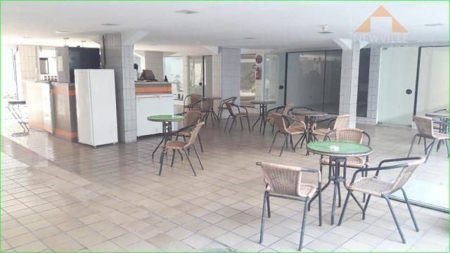 Sala para alugar, 46 m² por R$ 2.107,00/mês - Boa Viagem - Recife/PE - Foto 16
