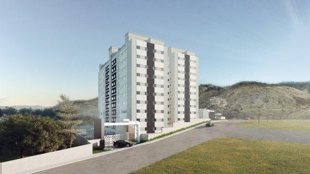 Apartamento de 2 quartos com área de lazer completa no Realeza - Obras muito avançadas - Foto 3