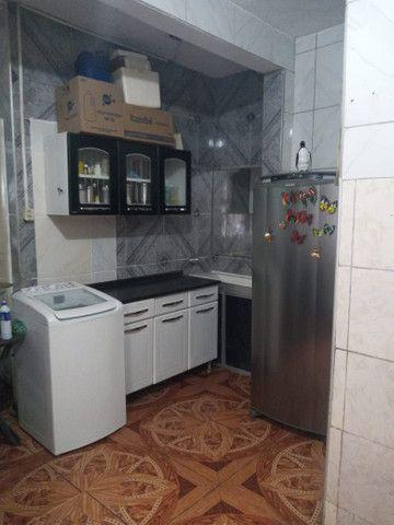 Casa duplex 5 quartos 2 banheiros sala cozinha área de serviço garagem poço de água - Foto 3