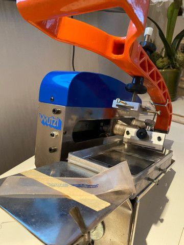 Máquina Tampografia Wutzl Mod: Tc-m8 Manual. - Foto 5