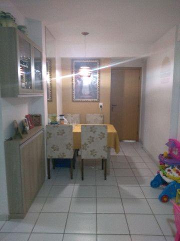 Apartamento 02 quartos mobiliado - Foto 5