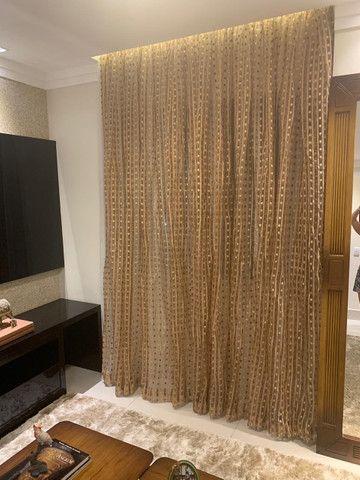 Vendo cortina sem forro - Foto 3