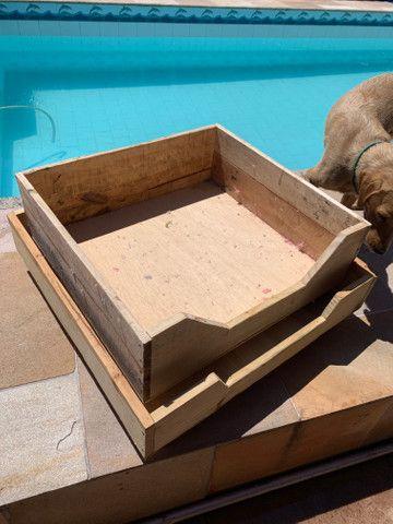 Caixa de parto para cachorro ou gato - Foto 3