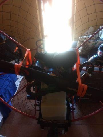 Paramotor completo ( motor/vela)
