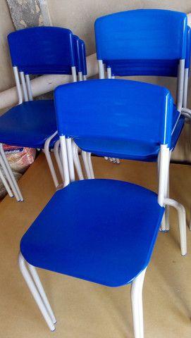 Cadeiras semi novas - Foto 2