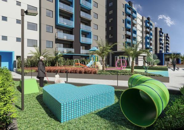 Apartamento à venda com 2 dormitórios em Campo comprido, Curitiba cod:AP0236 - Foto 12