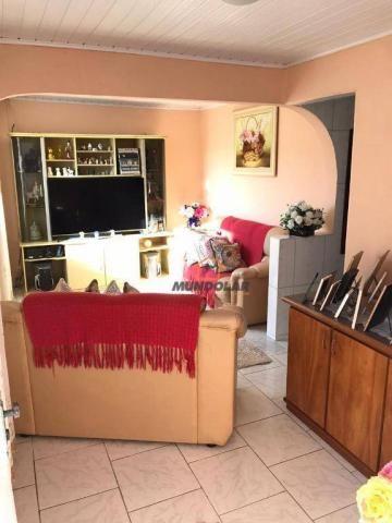 Casa com 3 dormitórios à venda, 80 m² por R$ 250.000,00 - Capela Velha - Araucária/PR - Foto 7