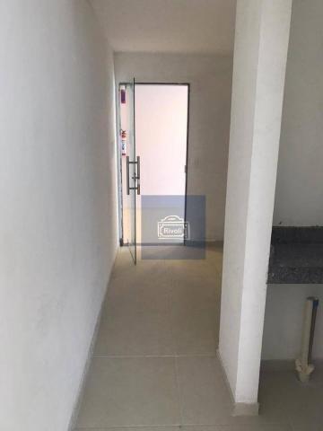 Sala para alugar, 41 m² por R$ 2.500,00/mês - Casa Caiada - Olinda/PE - Foto 4