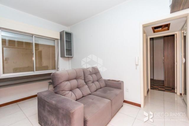 Apartamento à venda com 1 dormitórios em Bom fim, Porto alegre cod:9923329 - Foto 11