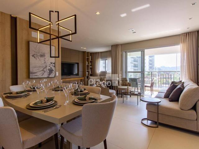 Apartamento com 3 suítes para locação no Swiss Park - Campinas/SP - Foto 2