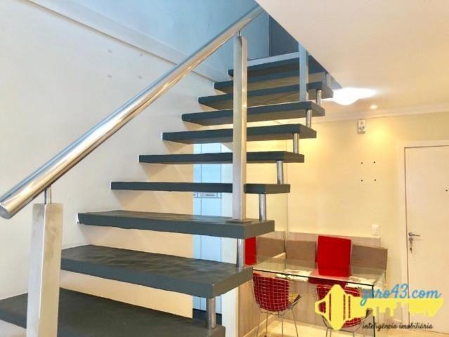 Apartamento à venda com 2 dormitórios em Nossa senhora de lourdes, Londrina cod:AP00431 - Foto 5