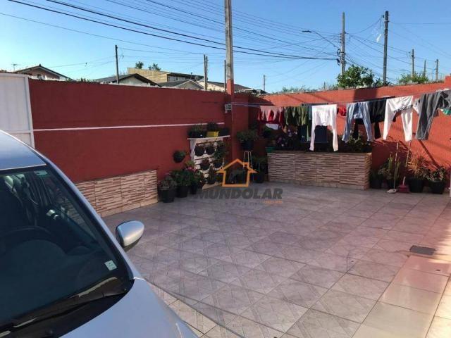 Casa com 3 dormitórios à venda, 80 m² por R$ 250.000,00 - Capela Velha - Araucária/PR - Foto 3
