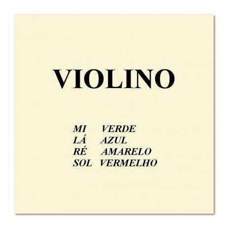 Jogo de Cordas Mauro Calixto Violino