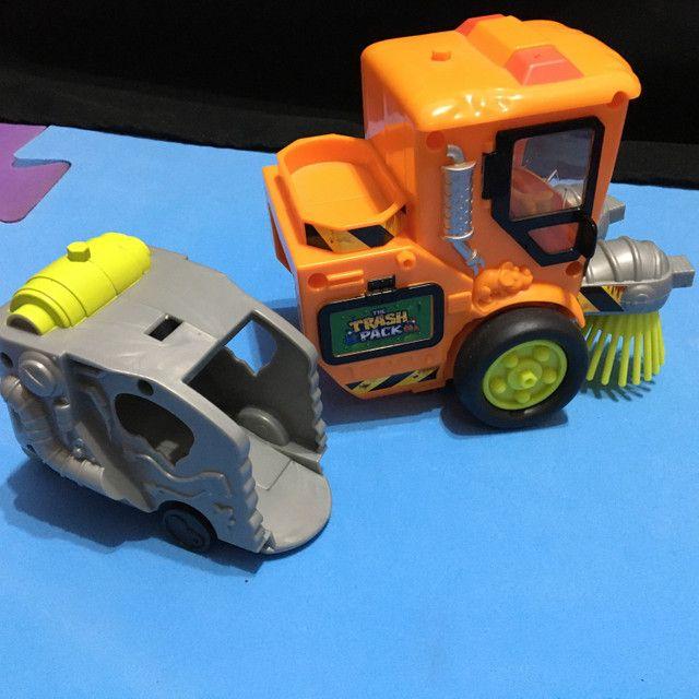 Brinquedo Trash Pack lote - Foto 4