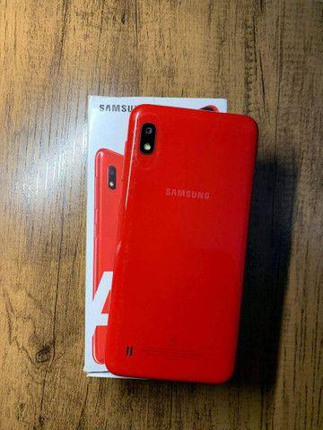 Sansung a10 vermelho 32 gb - Foto 2