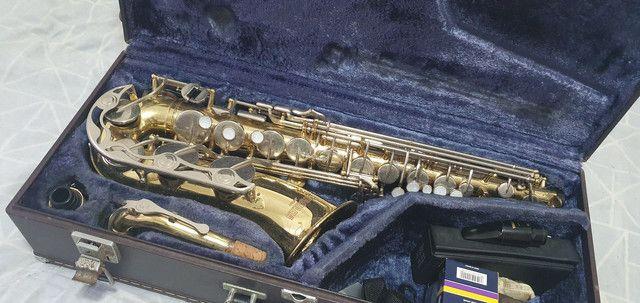 Saxsofone Alto Yamaha YAS-25 - Foto 2