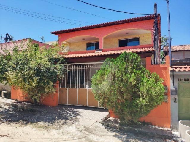 Casa com 3 dormitórios à venda, 170 m² por R$ 400.000 - Centro (Manilha) - Itaboraí/RJ - Foto 2