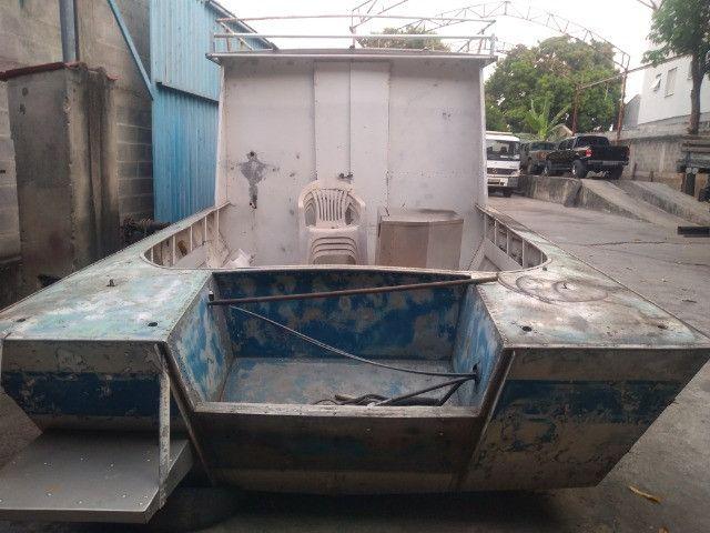Barco cabinado de 28 pés R$ 35.600,00
