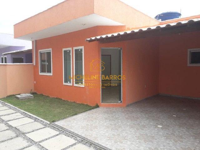 FC/ Linda casa com 2 quartos à venda em Unamar - Cabo Frio