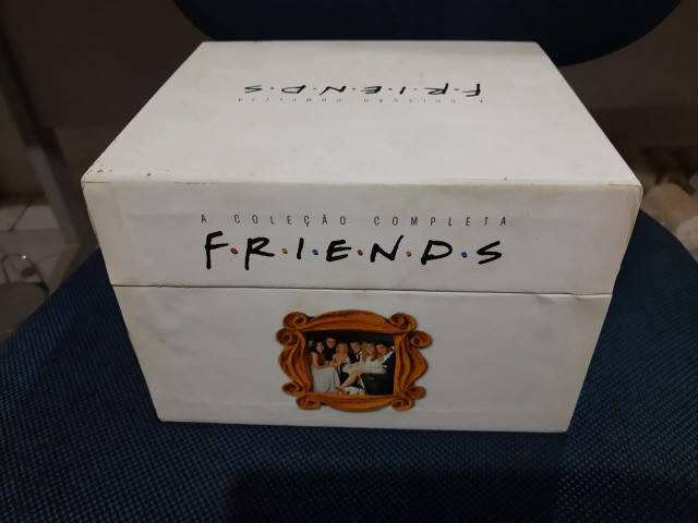 Seriado Friends Completo 40 DVDs - Foto 2