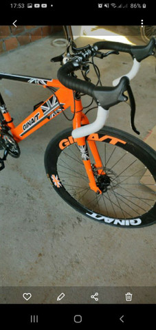 Bike speed 54 1600reais