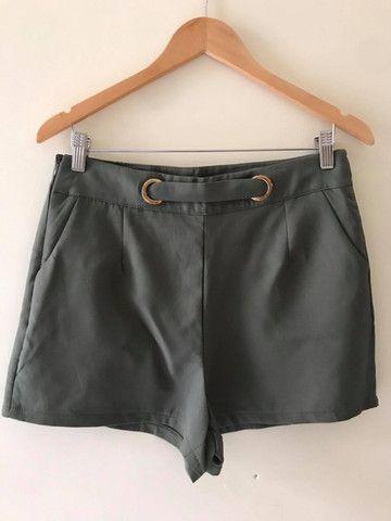 Shorts Para O Verão Desapego