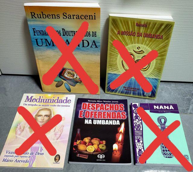 Livros sobre a Umbanda - Foto 2