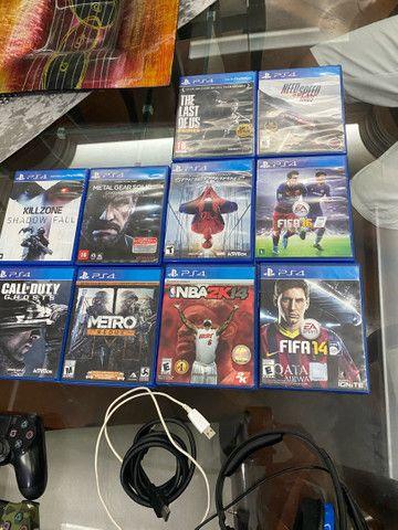 Vendo PS4 melhor custo benefício  - Foto 3