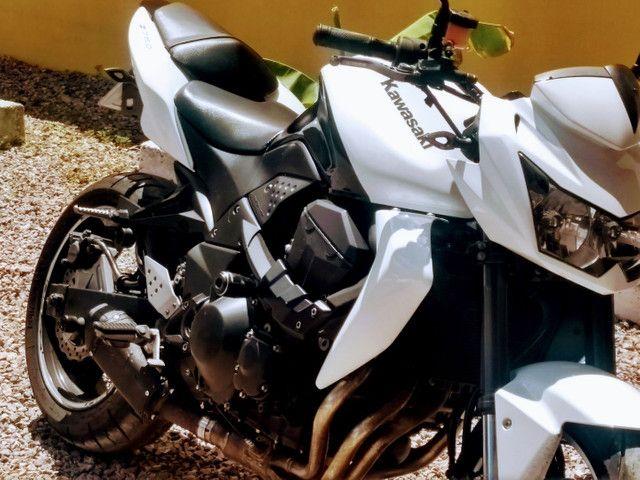 Moto Z750 2010  Baixei para vender urgente - Foto 6