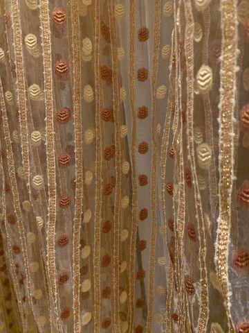 Vendo cortina sem forro - Foto 2