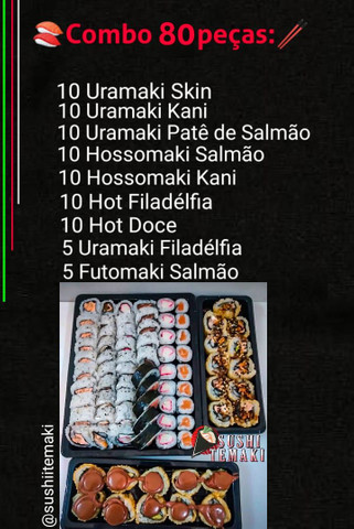 Delivery sushi  - Foto 4