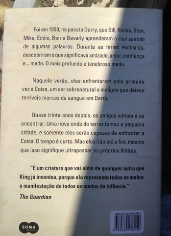 Livro It a coisa - Foto 2