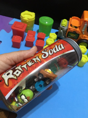 Brinquedo Trash Pack lote - Foto 6
