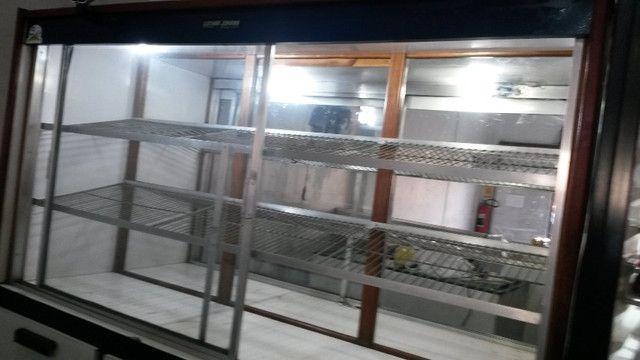 Expositor de pães para padaria mercado - Foto 5
