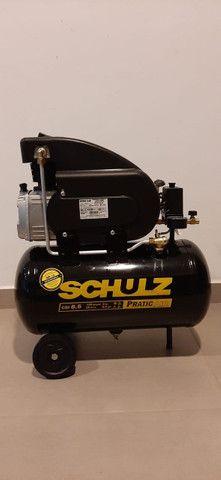Compressor Schulz Pratic Air CSI 8,5