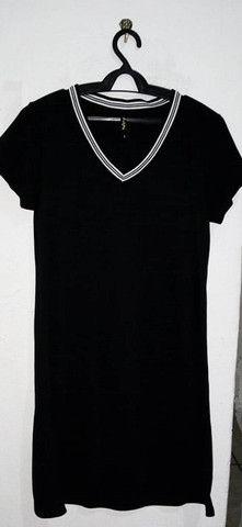 Vestido Preto Novo R$20