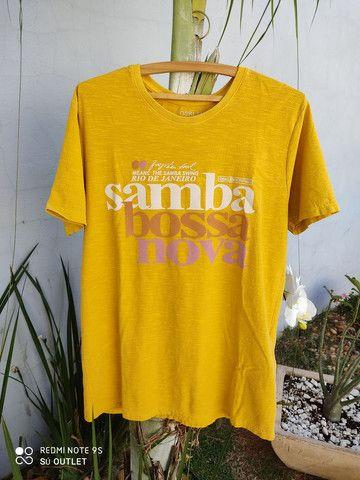 Camisetas Masculinas Multimarcas - Foto 2