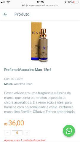 Perfume Invictos  - Foto 5
