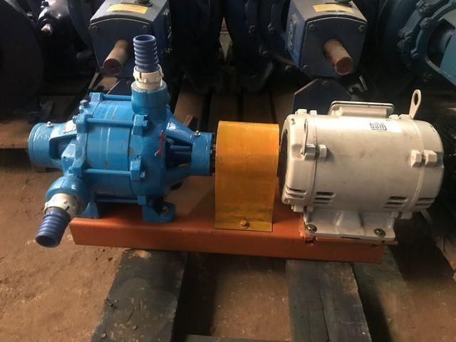 Bomba irrigação Fl 3 com motor de 10 cv trifásico