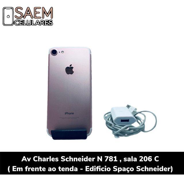 iphone 7 128 gb ( rose / gold)