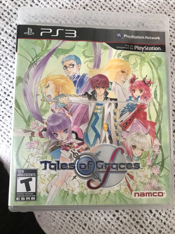 Game PS3 - Tales of Graces