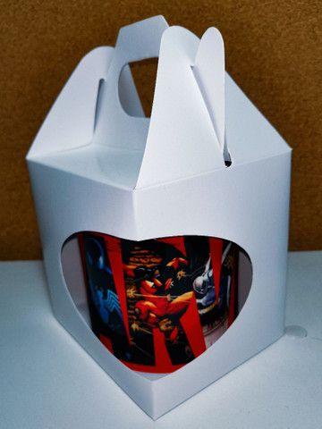 Caneca de porcelana personalizada - Foto 5