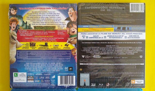 Lote com 4 edições em Blu-ray - Foto 3