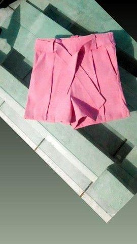 Cropped/shorts Atacado e Varejo - Foto 3