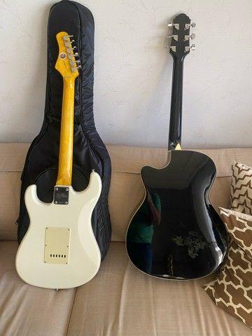 Vendo combo de violão e guitarra  - Foto 2