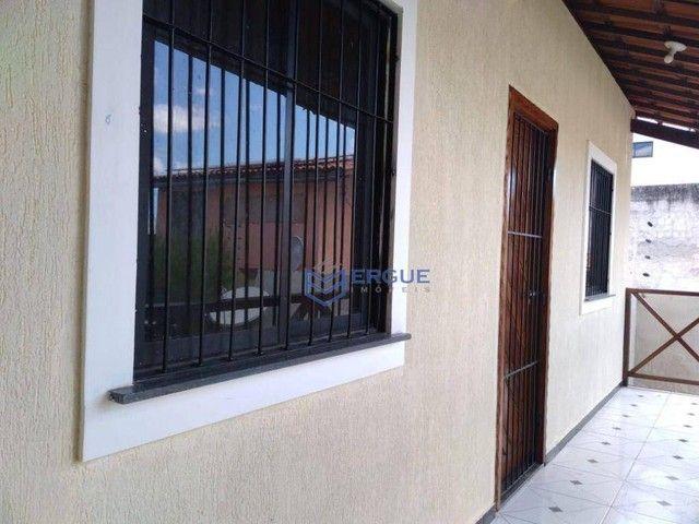 Sala para alugar, 35 m² por R$ 360,00/mês - Vila União - Fortaleza/CE